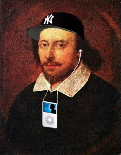 Image result for modern portraits of Shakespeare